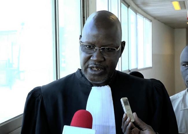 Me Khassimou Touré sur la lettre de grâce : si c'était à refaire, je le referais »