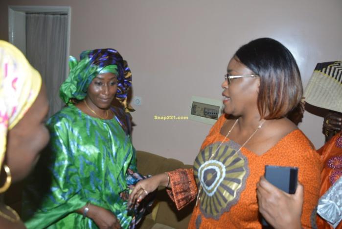 Fatima Aïdara et Amadou Sall: Voici les images inédites du mariage