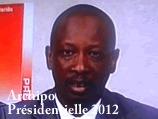 Présidentielle 2012 - Temps d'antenne d'Oumar Khassimou Dia