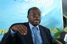 Présidentielle 2012 - Temps d'antenne de Moustapha Niass