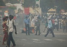 Cambéréne : Affrontements entre policiers et jeunes riverains