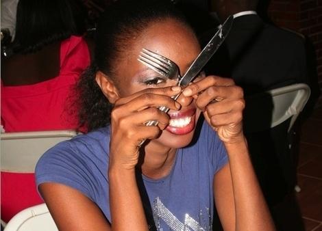Le mannequin Bijou Cissé s'est mariée la semaine dernière avec Bouba Ndour.