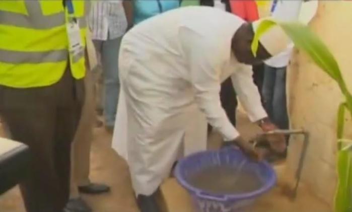 Service public de l'eau : Macky Sall ordonne la suspension du processus de sélection des délégations zonales