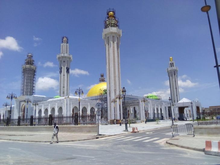 PORTRAIT - Découvrez l'ingénieure sénégalaise qui a dirigé les travaux de construction de la mosquée Massalikoul Djinane
