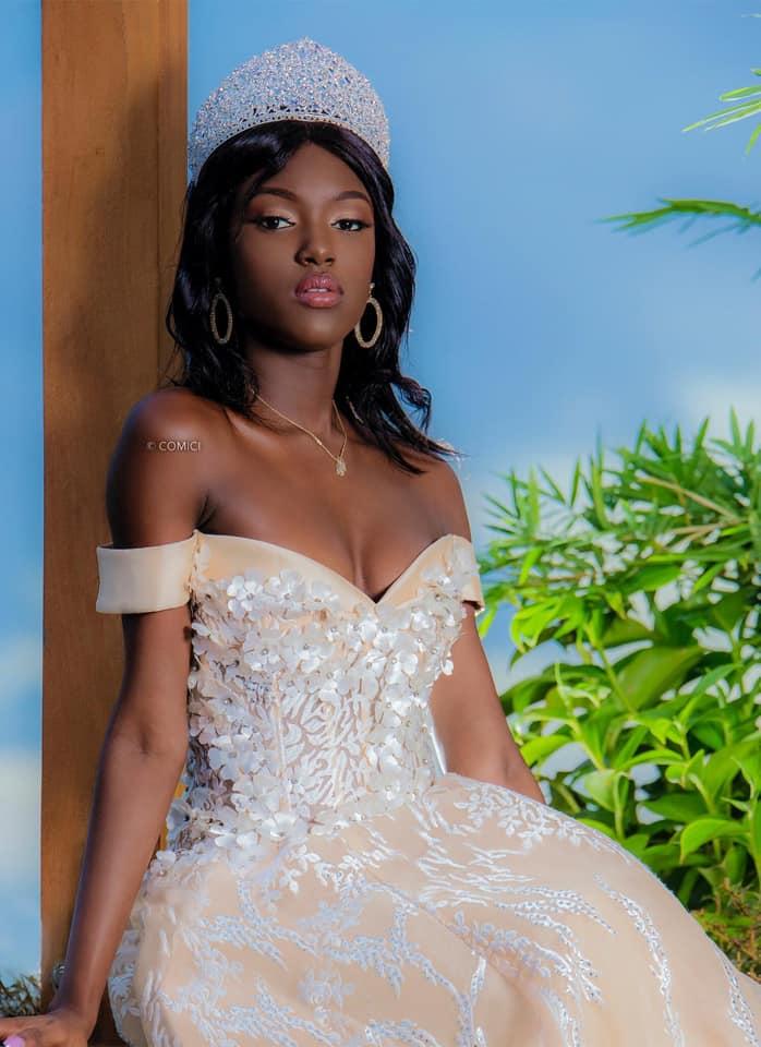 PHOTOS: Admirez la sublime Tara Guèye, Miss Côte d'ivoire 2019
