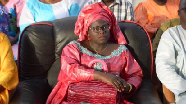 Baptême: Le fils d'Aminata Assome Diatta s'appelle
