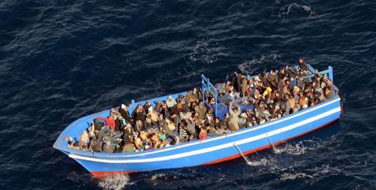 Des femmes et des enfants meurent noyés près de Lampedusa