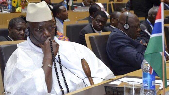 Gambie: Les biens de Yahya jammeh saisis pour indemniser ses victimes