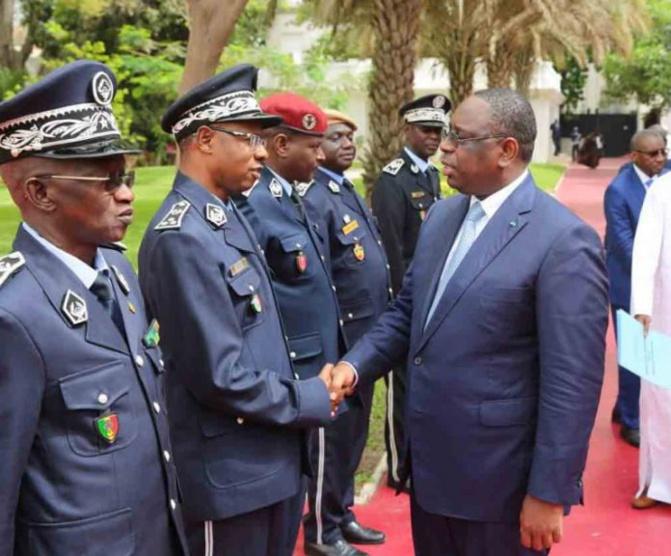 Le Commissaire Sankharé promu Directeur de la Sûreté urbaine