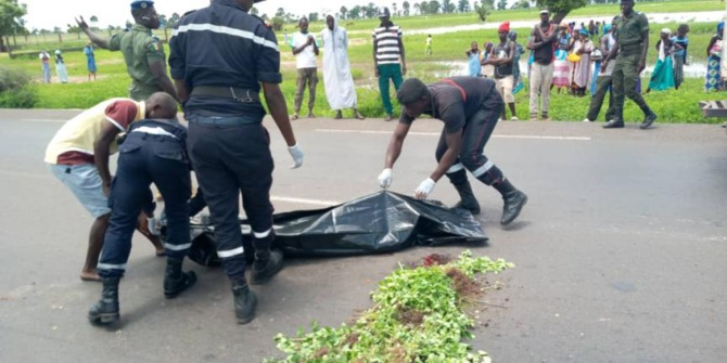 Fille de 12 ans percutée: Le chauffeur d'Abdoulaye Timbo condamné à 6 mois ferme