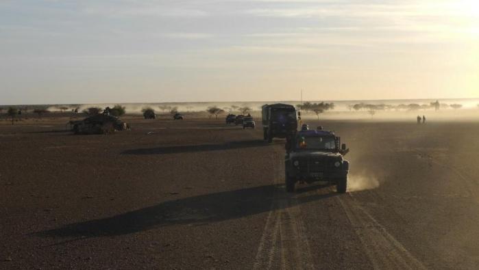 Mali: Le groupe jihadiste GSIM revendique les attaques de Boulkessi et Mondoro