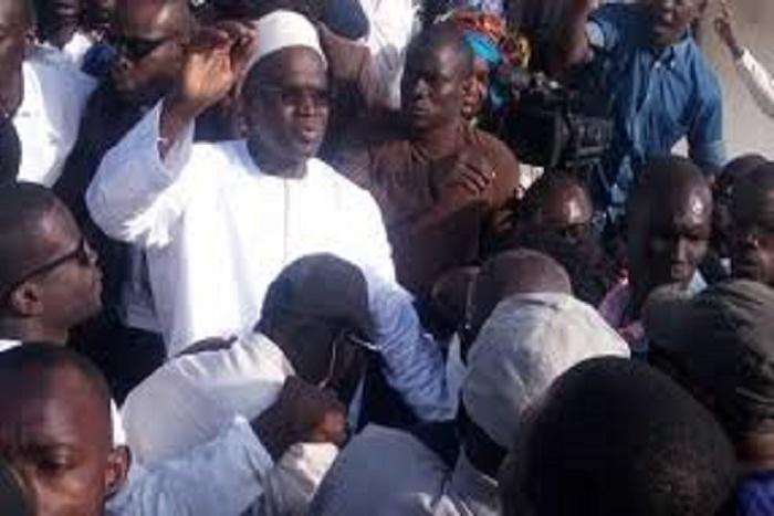 Khalifa Sall à ses militants et sympathisants: «Soyez sans rancune, mais ayez le regard porté sur l'avenir»