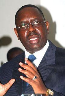 Présidentielle 2012 - Temps d'antenne de Macky Sall du mardi 09 février 2011