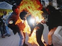 Carcassonne. Privée de son enfant, une mère s'immole par le feu