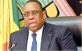 Le Président Macky Sall désigné