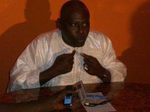 Présidentielle 2012 - Temps d'antenne de Mor Dieng du vendredi 10 février 2012