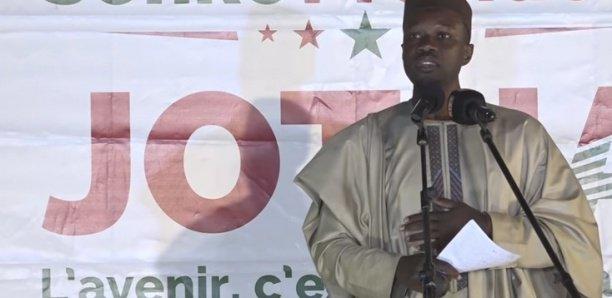 """Ousmane Sonko: """"Macky rêve de me voir en prison"""""""