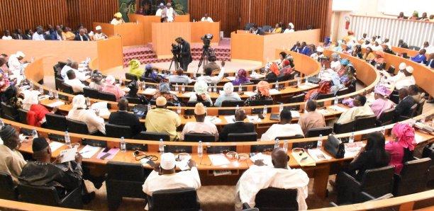Affaire des 94 milliards: l'Assemblée nationale en plénière ce vendredi