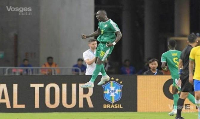Famara Diédhiou: « ça fait plaisir de marquer ce but »