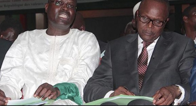 Khalifa Sall s'est rendu chez Ousmane T. Dieng pour présenter ses condoléances