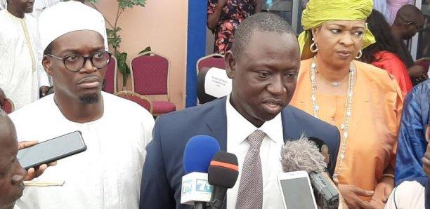 SN HLM: le nouveau DG, Mamadou Diagne Sy Mbengue, a pris fonction