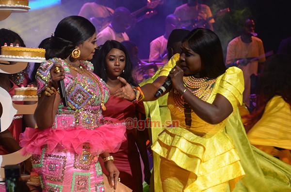PHOTOS - Ndiolé Tall étale sa beauté et sa classe dans sa magnifique tenue traditionnelle