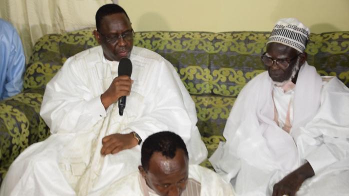 Touba : Macky Sall renouvelle ses promesses