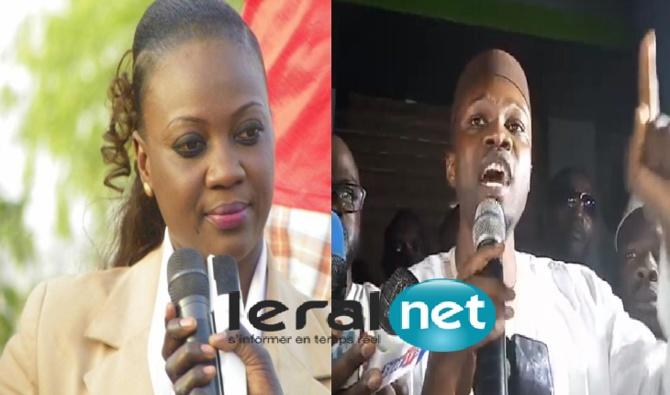 Assemblée nationale - La députée Sira Ndiaye demande la démission de Ousmane Sonko