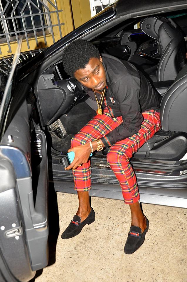 PHOTOS - Wally Seck chez Youssou Ndour, les temps forts....