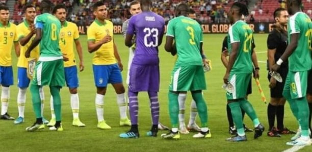 Sénégal/Brésil : les détails de l'histoire de primes