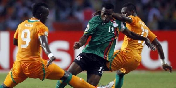 La Zambie sacrée champion d'Afrique face à la Côte d'Ivoire