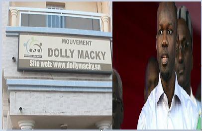 "Louga - Le mouvement ""Dolli Macky"" vilipende Sonko"