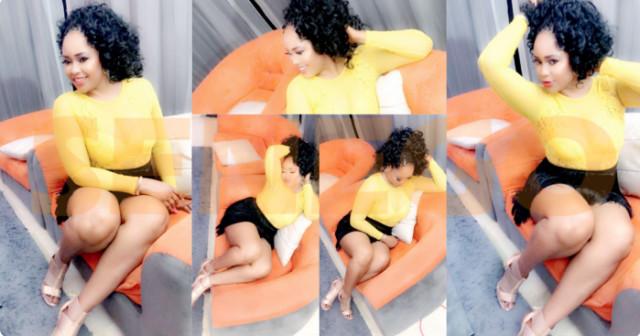 PHOTOS - Le nouveau look de la chanteuse Guigui qui fait jaser