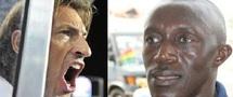 (Vidéo) Finale CAN 2012: Badara Diatta a failli être perturbé par le « renard »