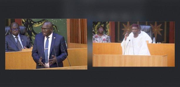 Putsch manqué à Assemblée: Aymérou Gningue et Serigne Cheikh Mbacké Bara Dolly échappent de justesse