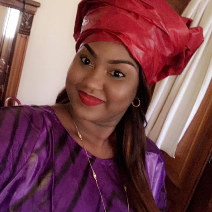 L'animatrice Salma quitte officiellement la SENTV de Bougane Guèye Dany !