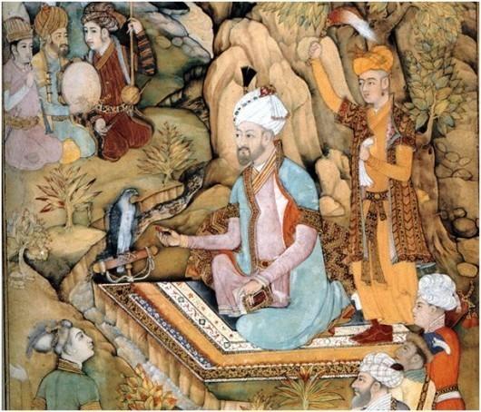 JALOUX – En Ouzbékistan, on ne célèbre plus la Saint-Valentin mais Babûr le Moghol
