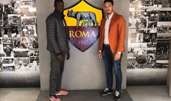 SERIE A - AS Rome: Un Sénégalais de 17 ans recruté