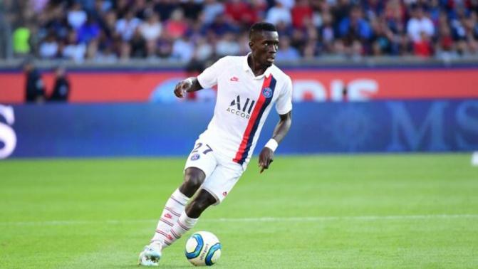 PSG - Mauvaise nouvelle: Idrissa Gana Guèye blessé
