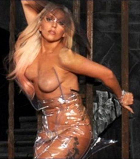 Photo choc de Lady Gaga presque nue !
