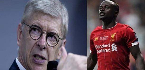 """Arsène Wenger: """"Pourquoi Sadio Mané mérite le Ballon d'Or"""""""