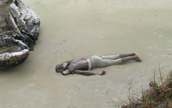 [Incroyable ] Un Sénégalais qui ne savait pas nager a été jeté au large de Ceuta