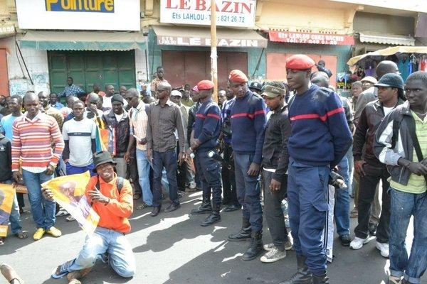 Dakar ou la fin de l'exception démocratique