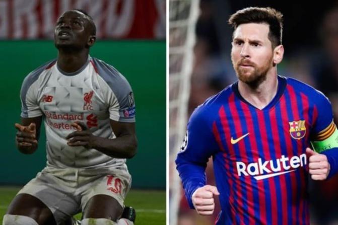 Lionel Messi ou Virgil Van Dijk : le choix de Sadio Mané est clair