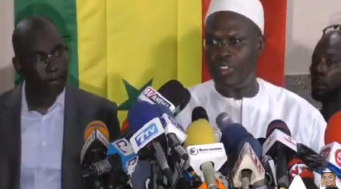 Engagement politique renouvelé: Khalifa Ababacar Sall appelle à une unification et, à une purification des cœurs