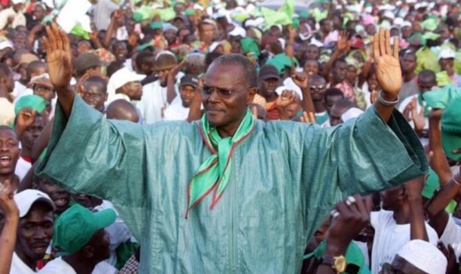 Mairie de Nguéniène: Ousmane Tanor Dieng sera remplacé demain mercredi