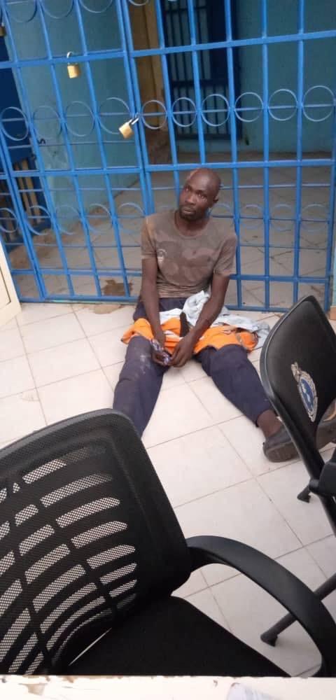 (Photos): Un faux policier arrêté sur l'axe Mbour/Sandiara