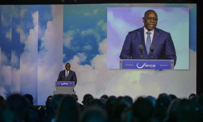 Macky Sall à la Journée des Nations Unies à 𝑺𝒐𝒕𝒄𝒉𝒊 en Russie : Ce Sommet est une expression d'un attachement commun au multilatéralisme