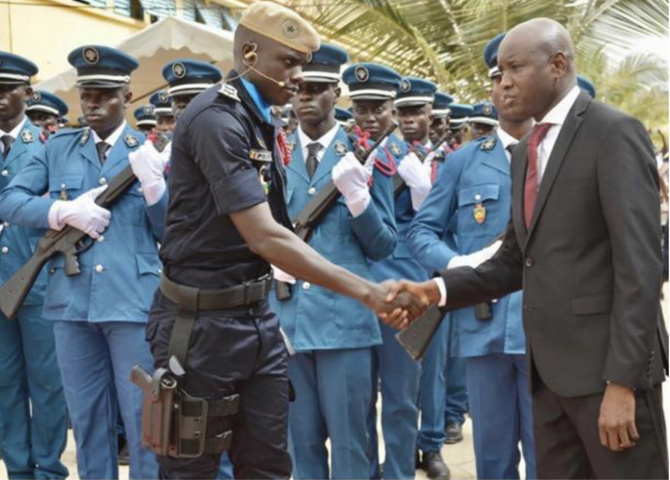 AÉROPORT INTERNATIONAL BLAISE DIAGNE (AIBD) : Un gros scandale secoue la Police nationale