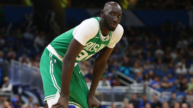 NBA : Tacko Fall victime d'une commotion cérébrale
